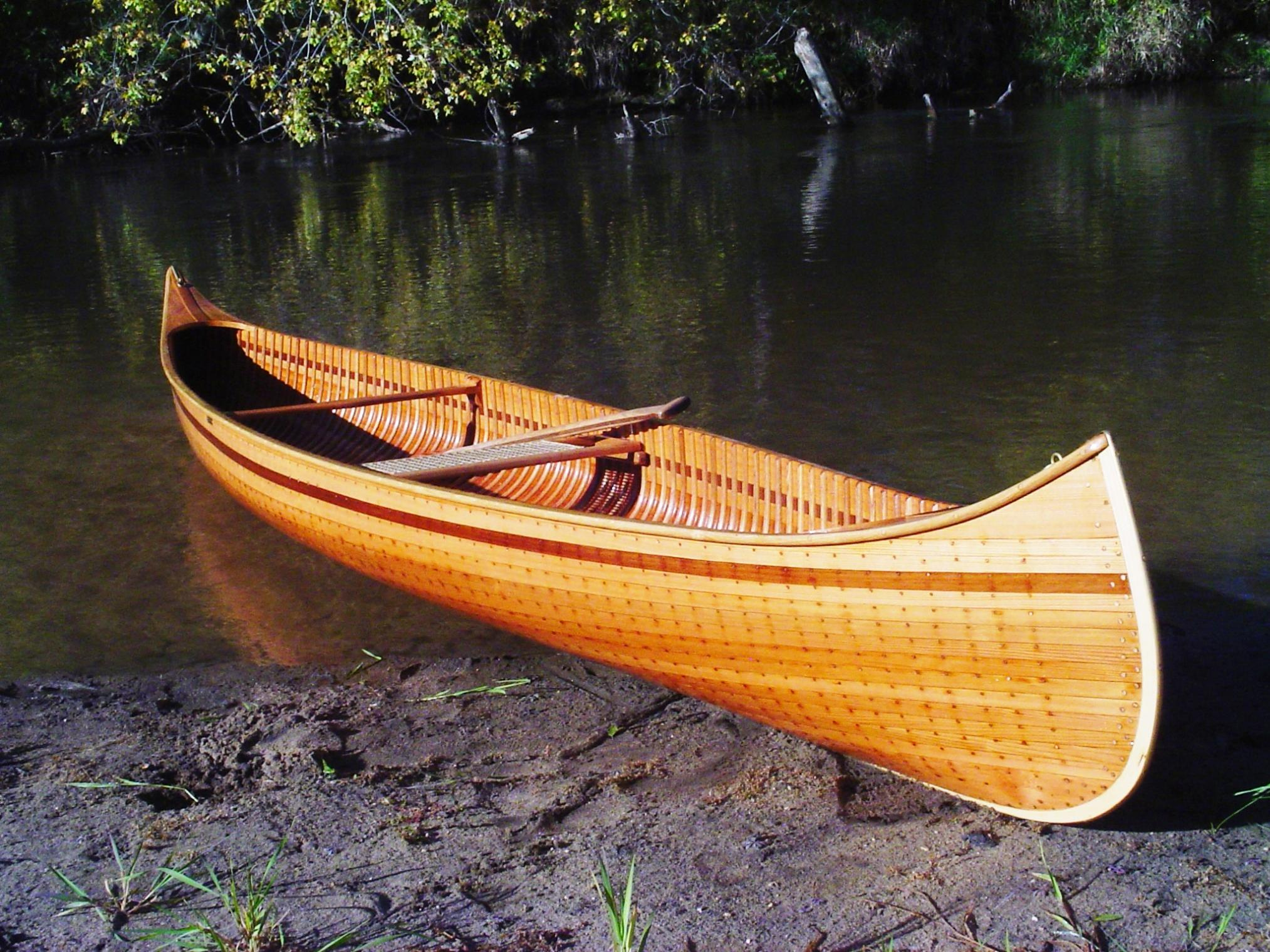Bwca wood canoe or not boundary waters gear forum for The big canoe