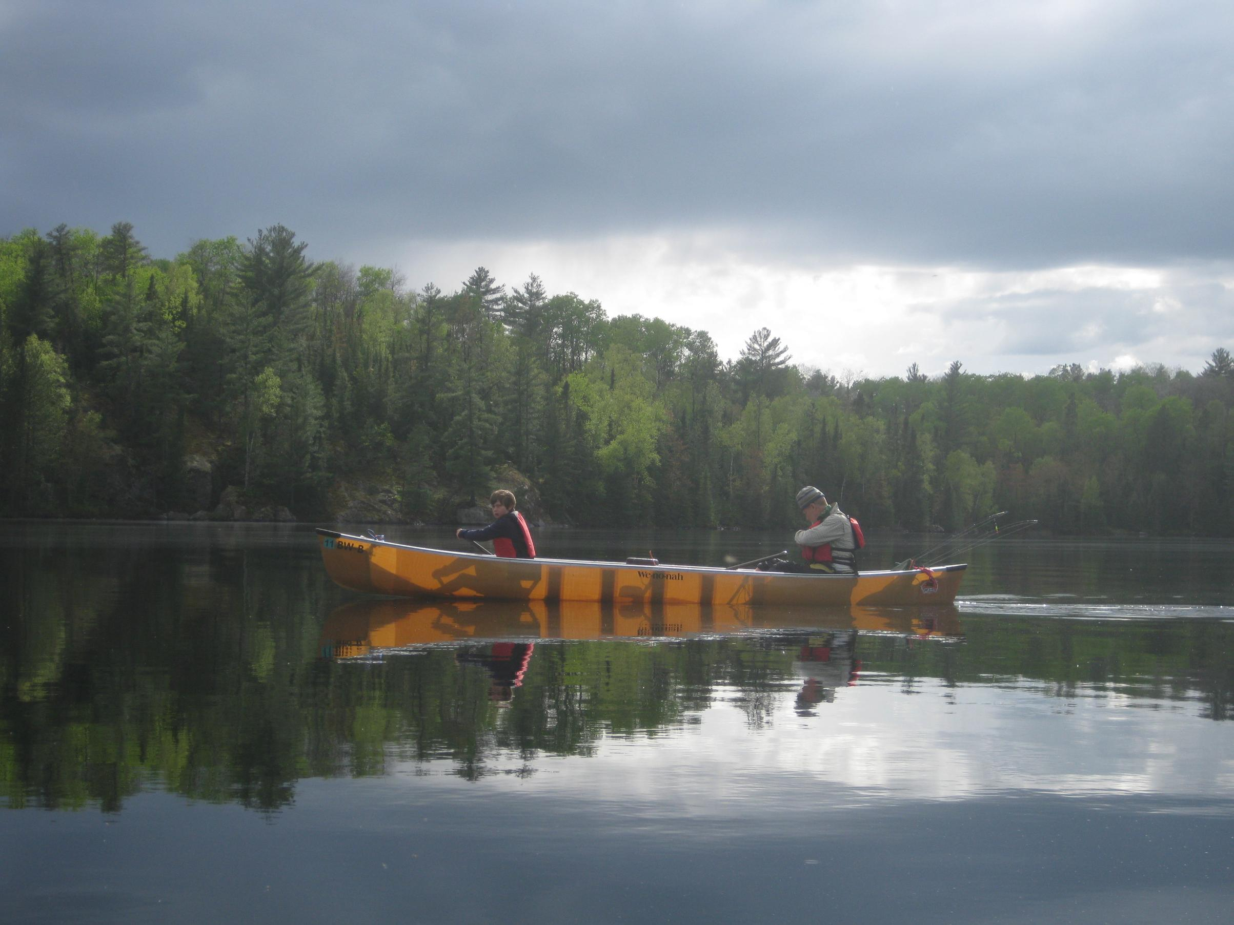 Bwca take your kids fishing boundary waters fishing forum for Boundary waters fishing