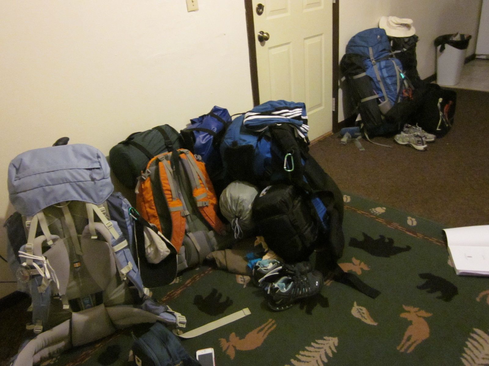 04-What we packed
