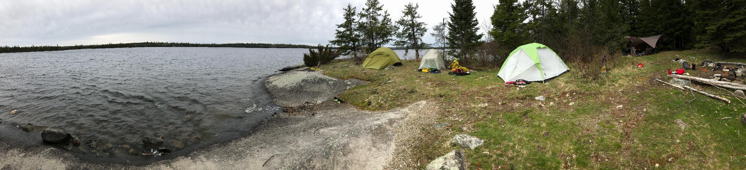Ima Campsite