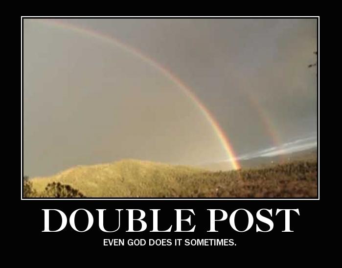 Double Post
