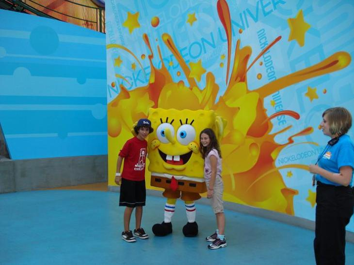 Fun at Mall of America