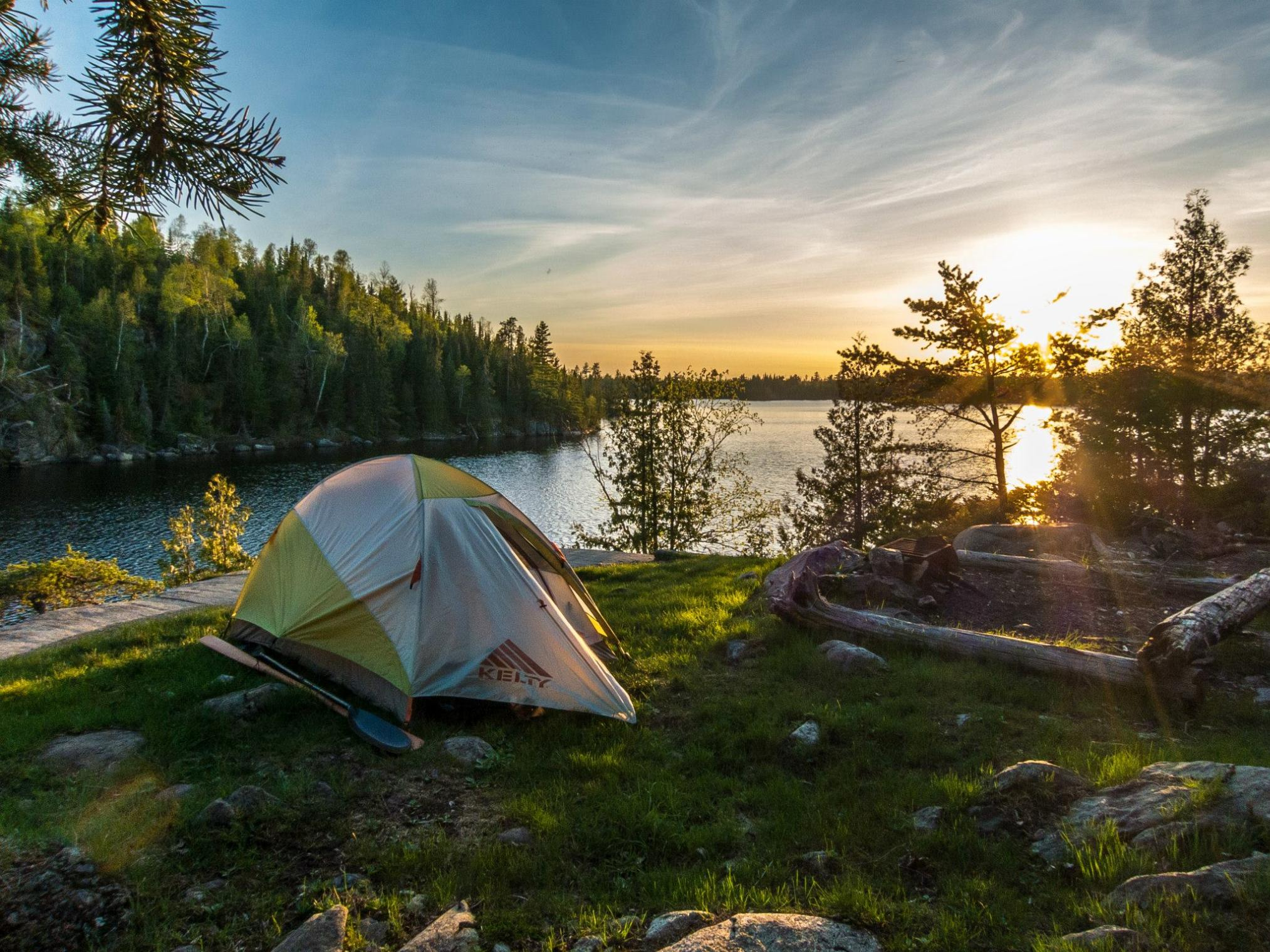 Used my Kelty Grand Mesa 2 on my past 2 trips. Easy to setup and fairly lightweight. & BWCA Poll-Most popular tent in the BWCA and your tent is what ...