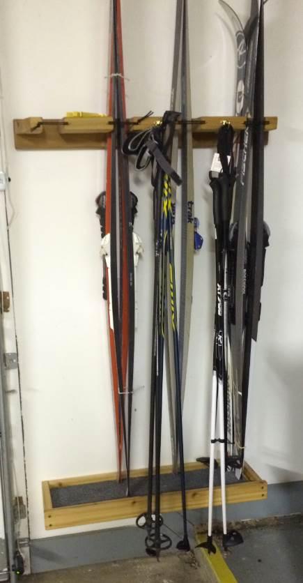 Bwca Diy Nordic Ski Rack Boundary Waters Private Group