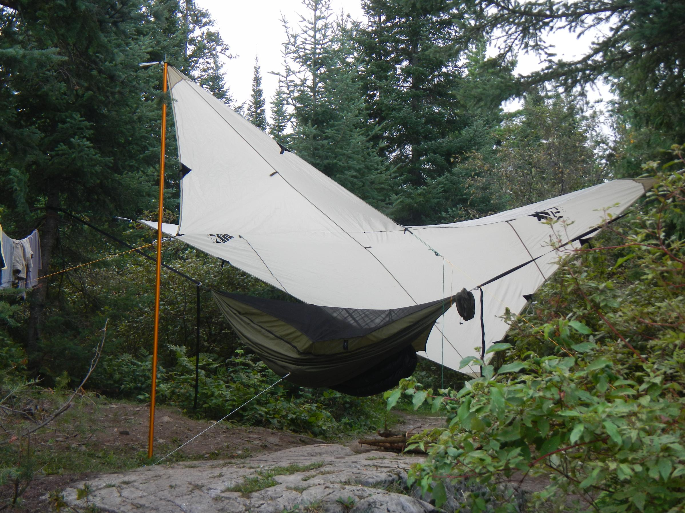 & BWCA do you pack in a tarp pole? Boundary Waters Gear Forum