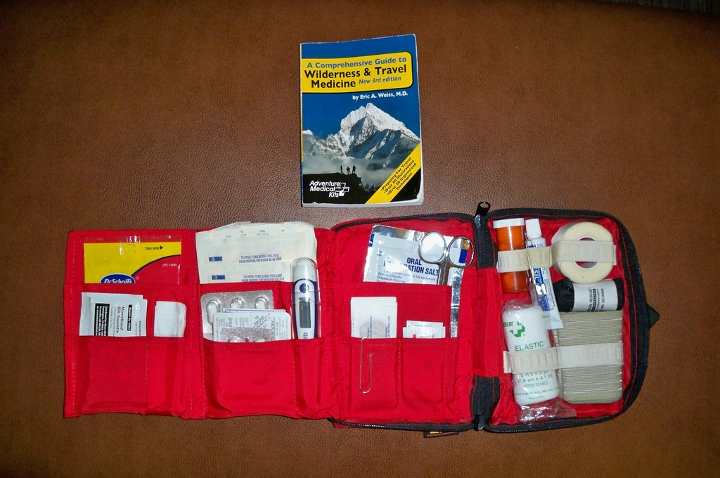 bwca first aid kit boundary waters gear forum