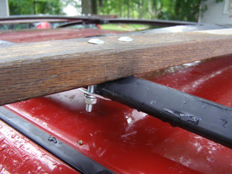 Kayak Roof Rack For Cars Without Rails >> Boreno: PDF Diy 2 kayak roof rack