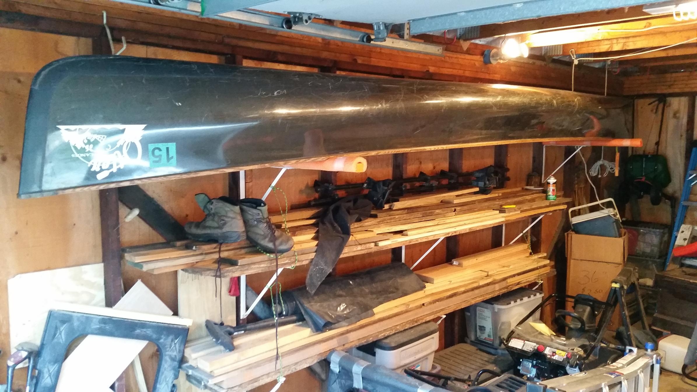 and paddle gator garage overhead product power kayak storage lbs system lift sports canoe model