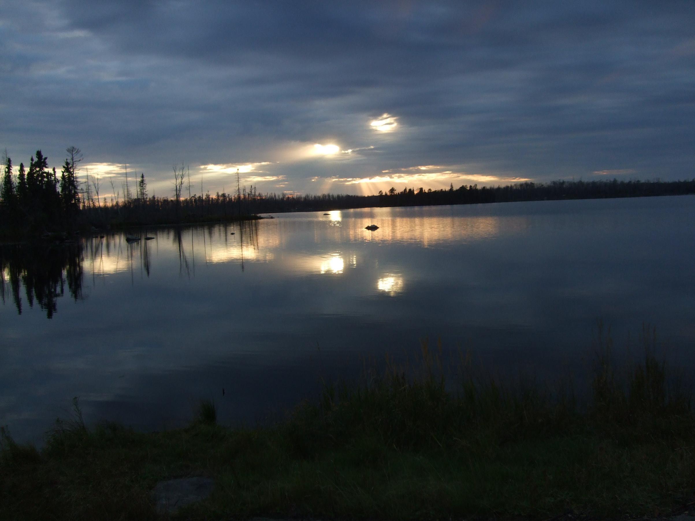 Quadga Lake