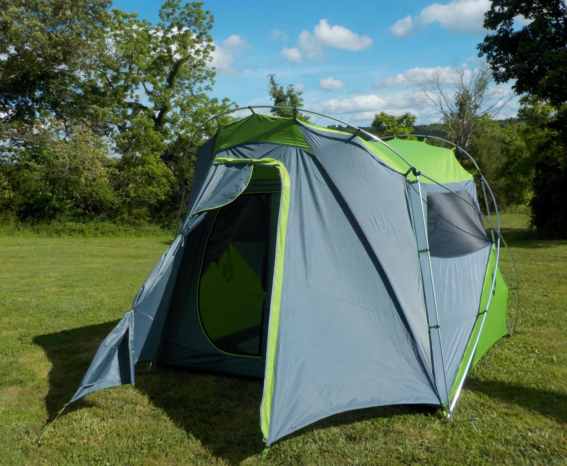 quote ozarkpaddler     : north face bullfrog tent - memphite.com
