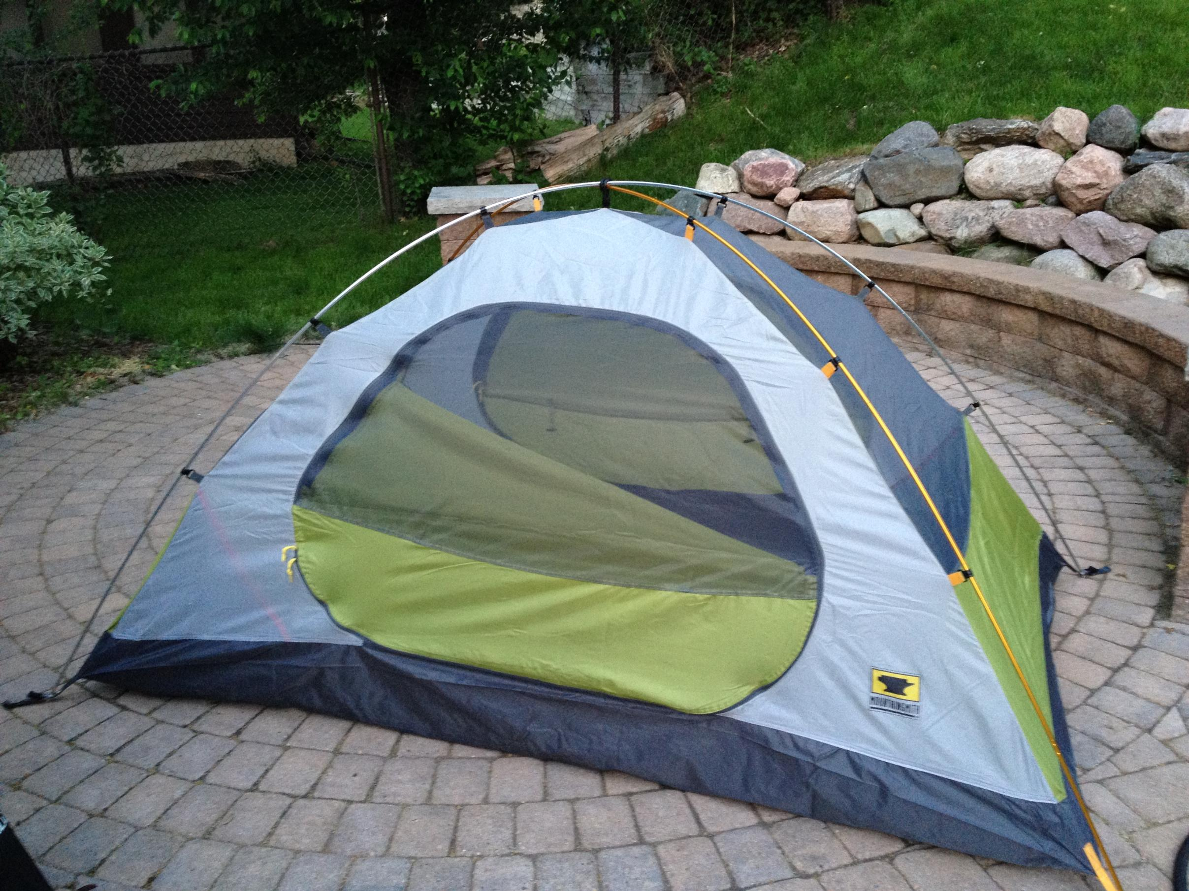 Our trip is next month so I havenu0027t used it yet but I donu0027t foresee any issues. & BWCA Mountainsmith Family Tent Boundary Waters Gear Forum