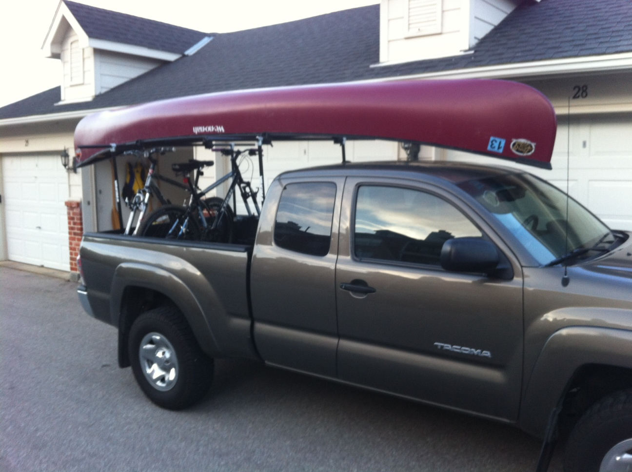 Truck Toppers And Roof Racks Off Topic KUSports