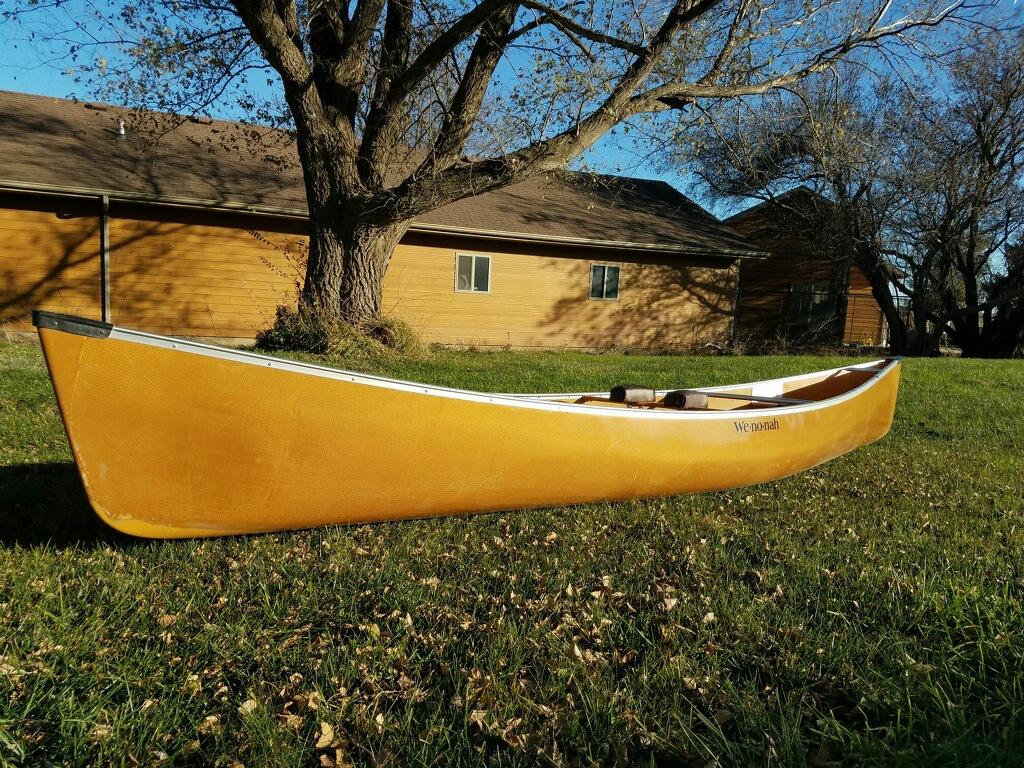Wenonah Aurora Flex Core Kevlar Canoe for sale