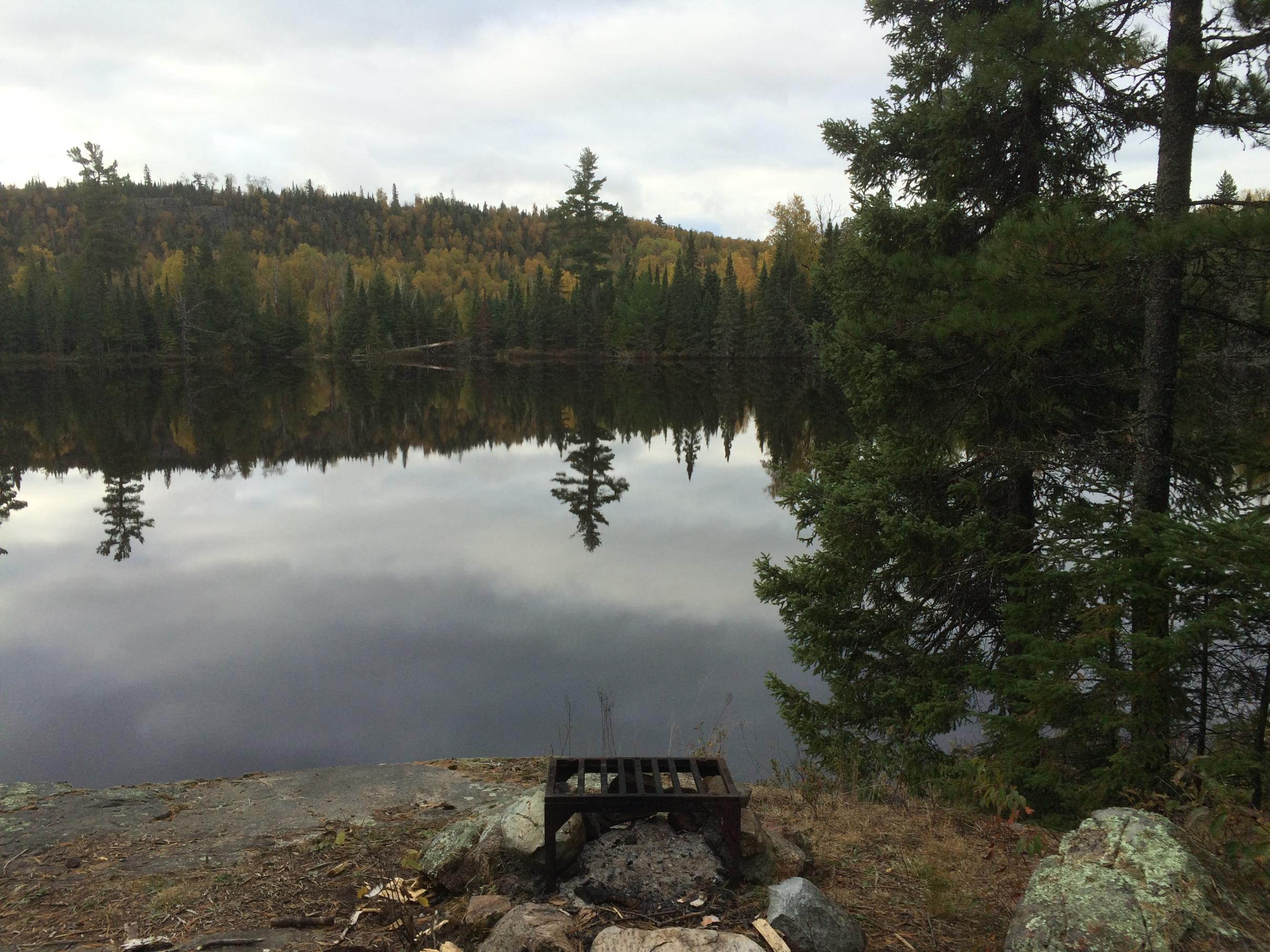 Sock Lake October, 2015