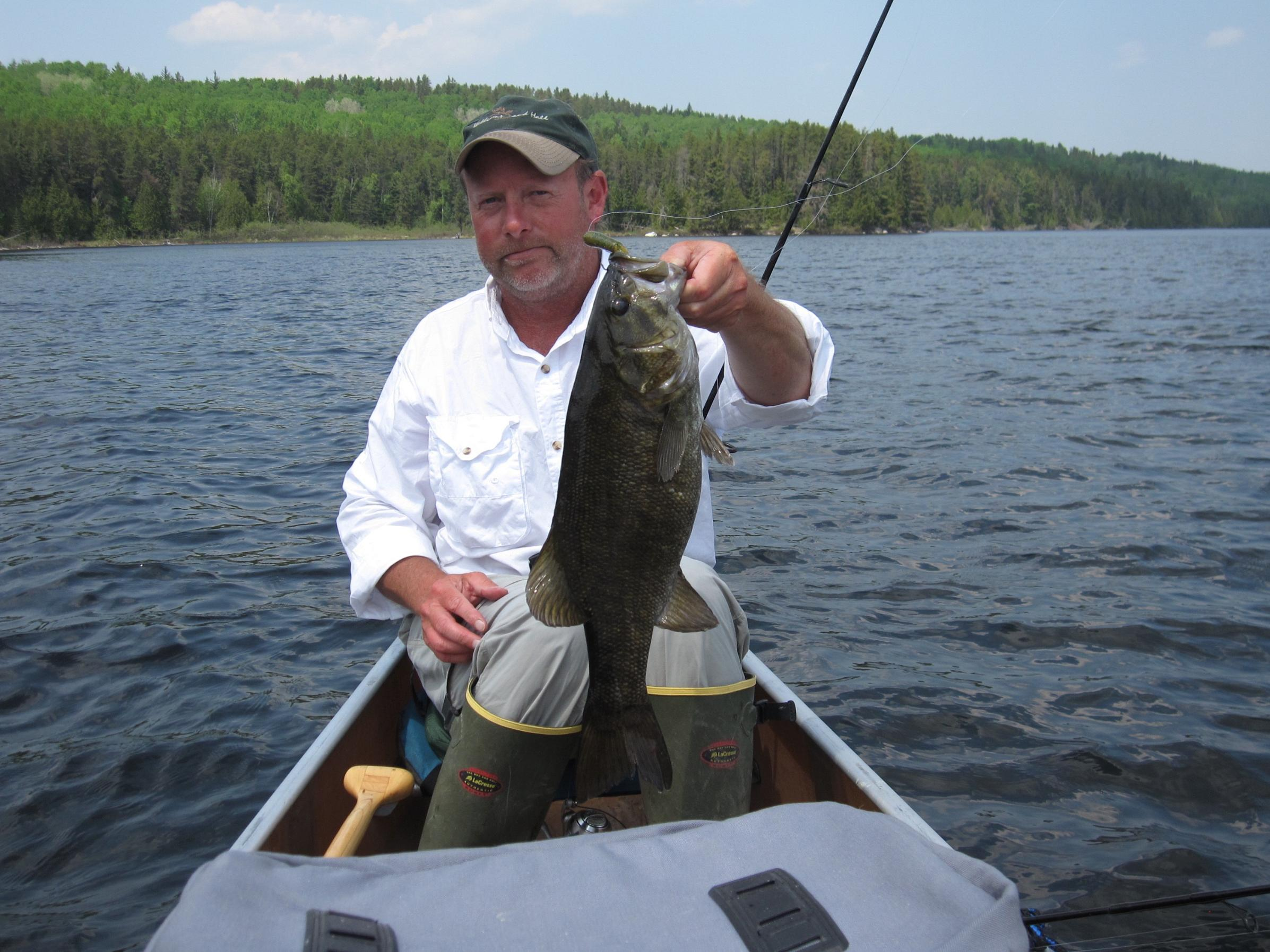 Bwca 2015 quetico smallmouth pics part 2 boundary waters for Boundary waters fishing