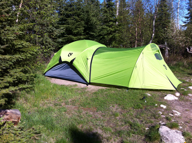 & BWCA Tent w/ large garage vestibule Boundary Waters Gear Forum