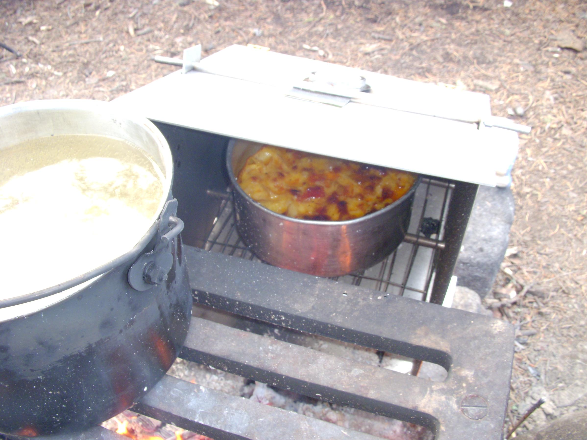Cooker Tripping Fuse Box : Bwca favorite reflector oven recipes boundary waters