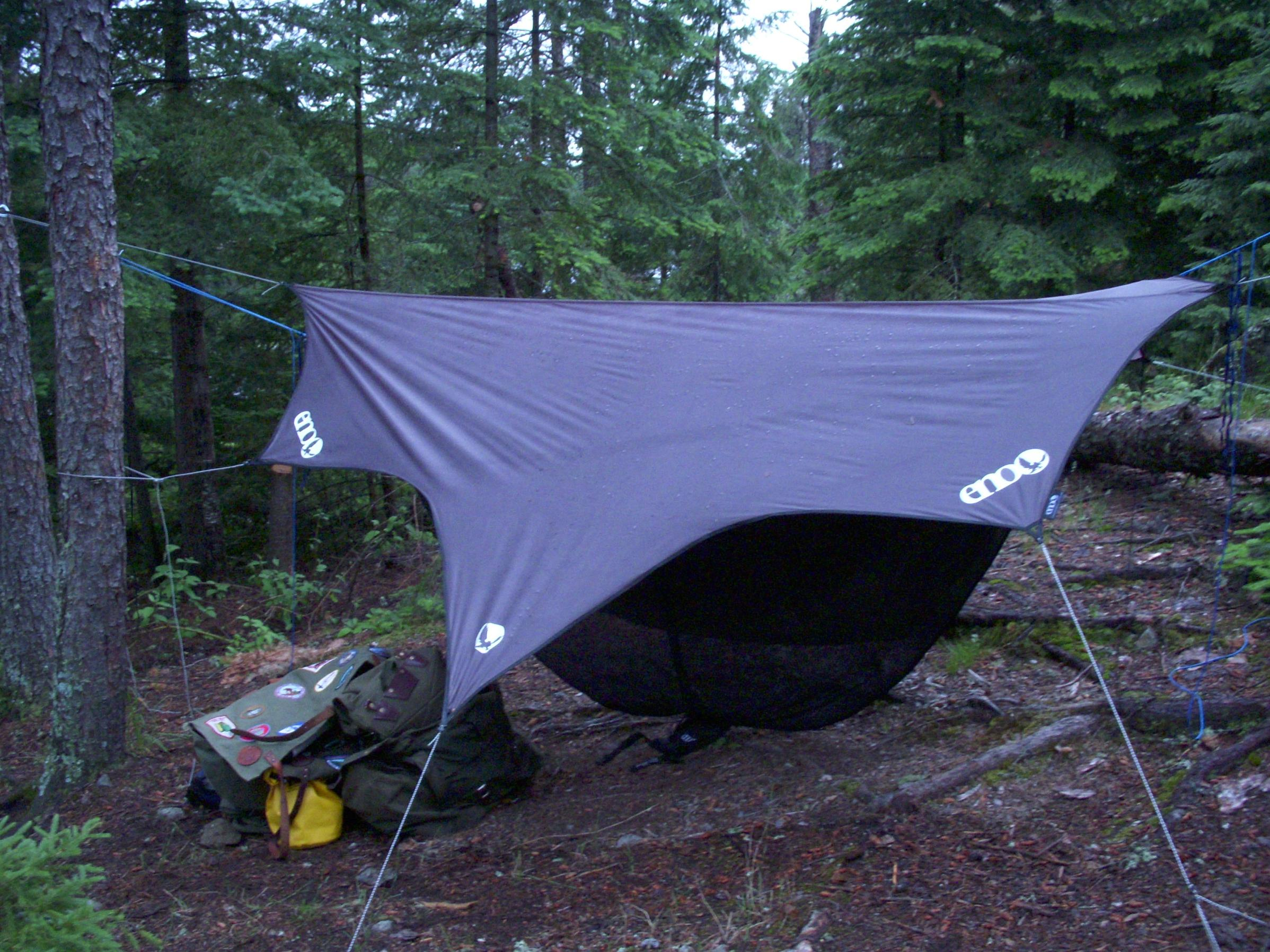 & BWCA ENO Double Nest Boundary Waters Gear Forum