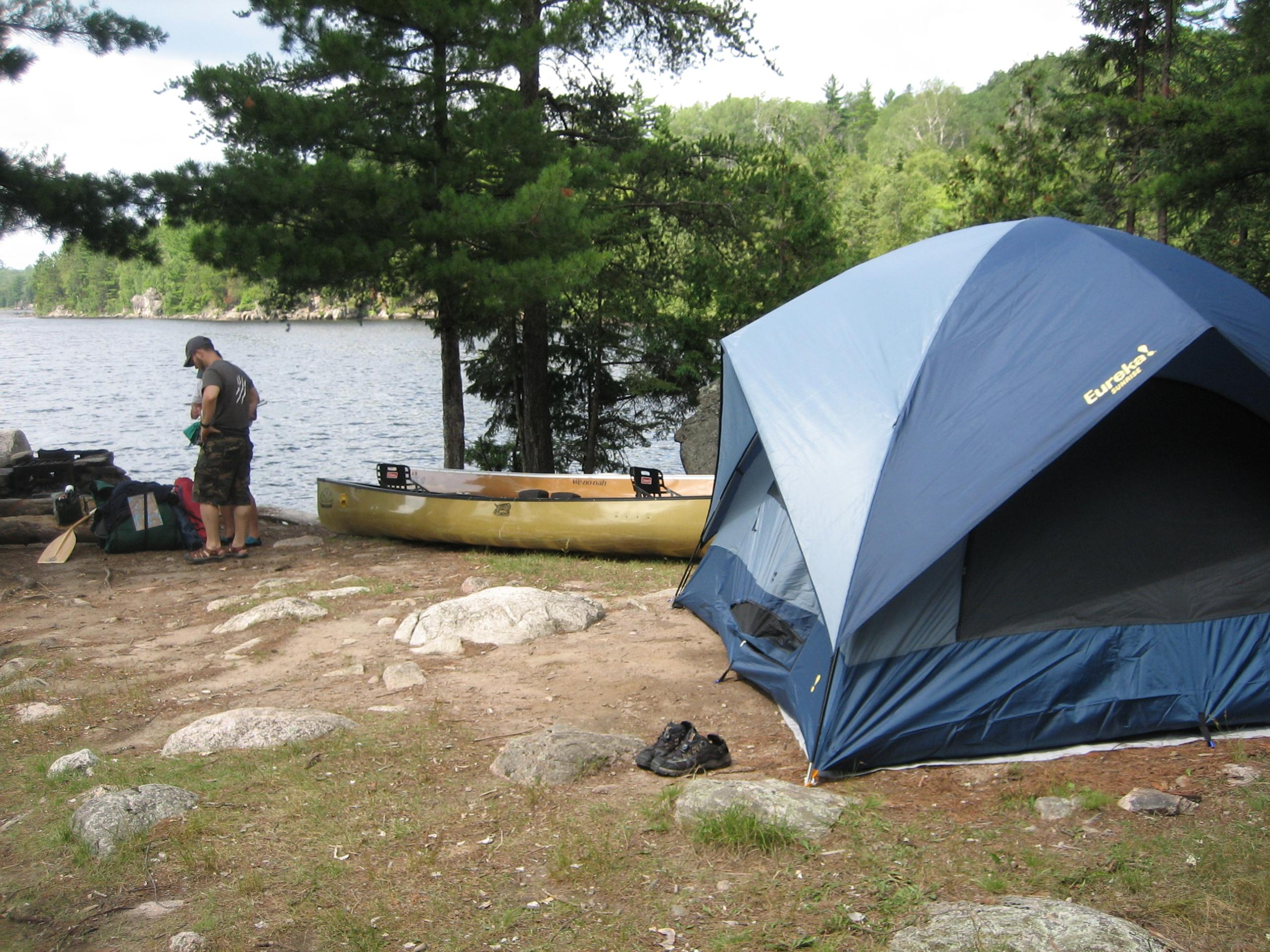 & BWCA 4 person tent options Boundary Waters Gear Forum