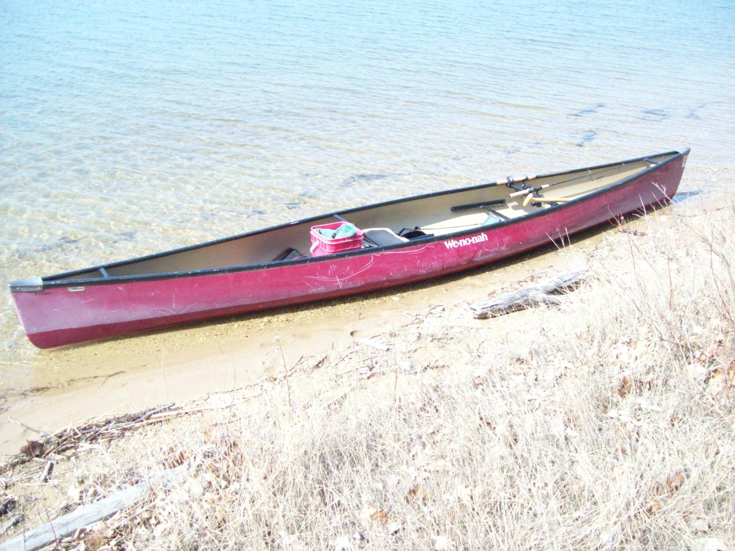 Bwca what is the best fishing solo canoe boundary waters for Solo fishing canoe