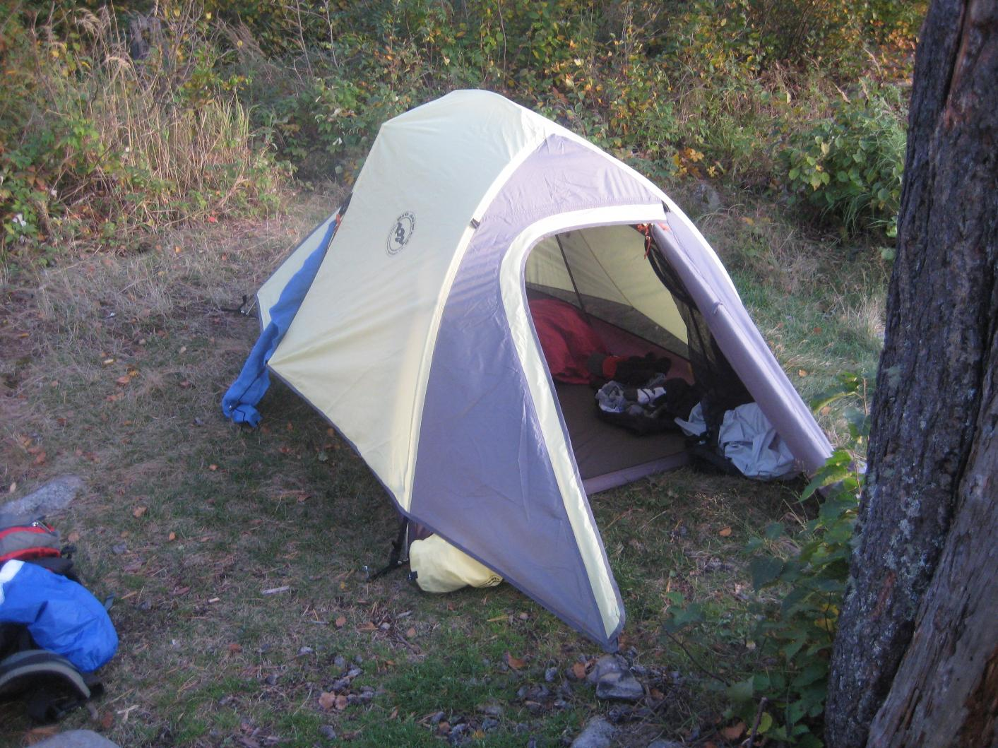 & BWCA Single Person Tent Options Boundary Waters Gear Forum