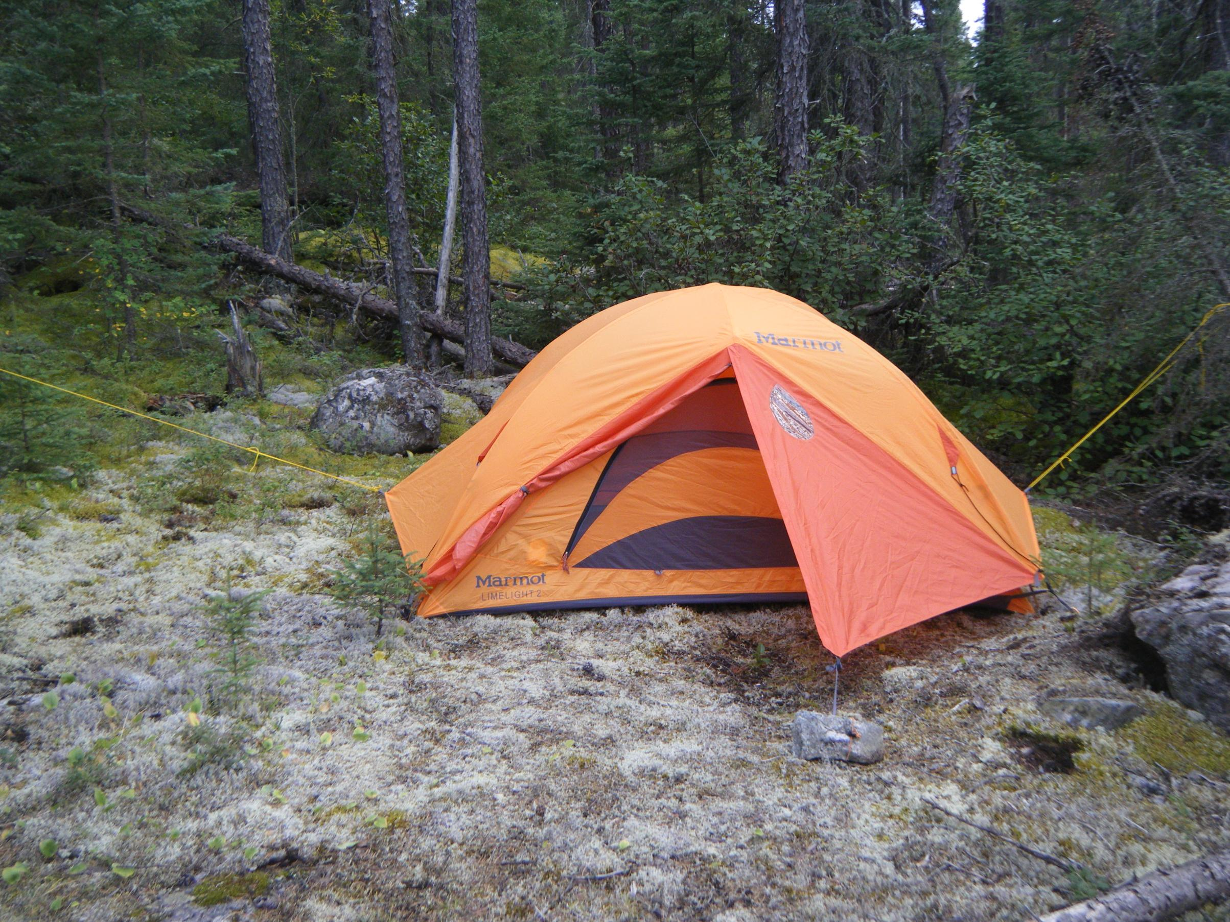 & BWCA Question for Marmot Limelight Owners Boundary Waters Gear Forum