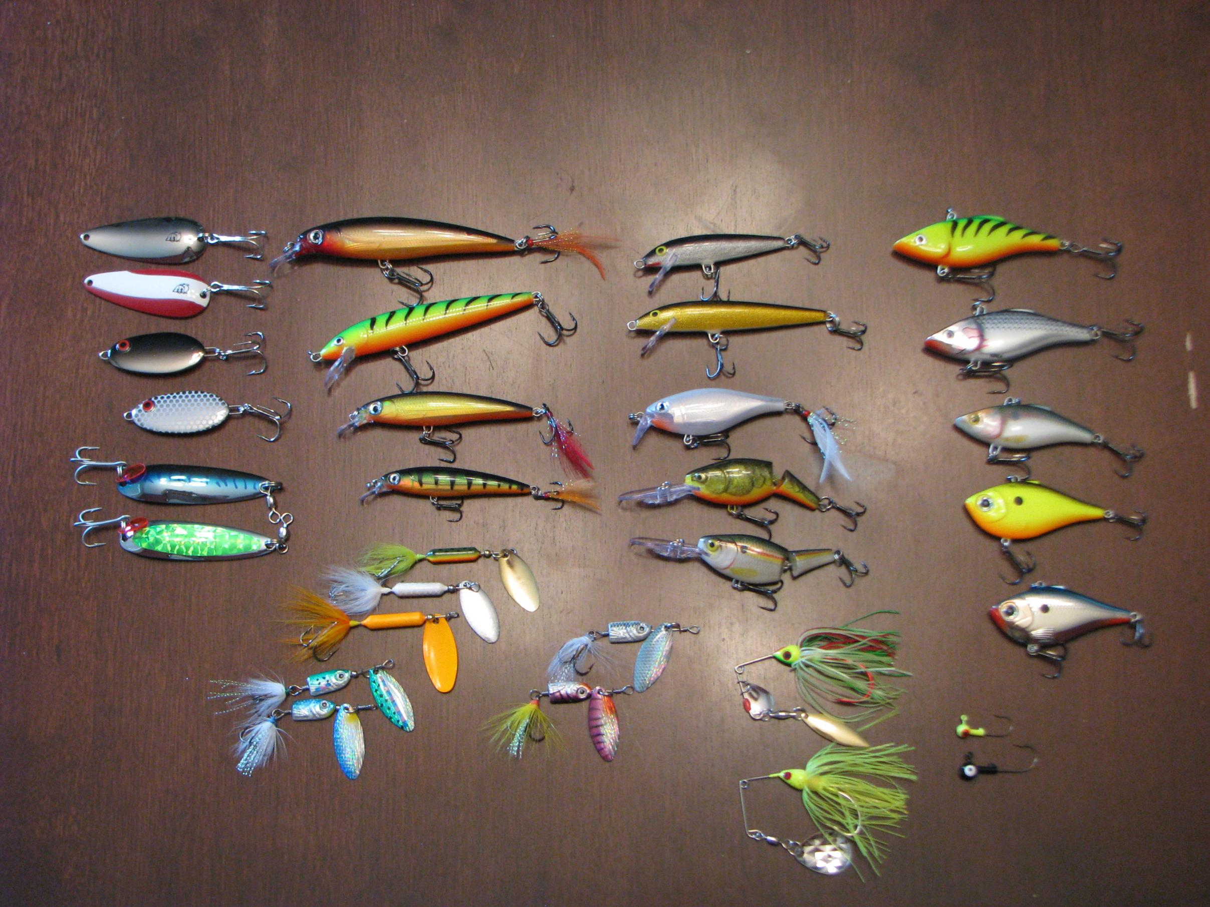 bwca lake trout lures ? boundary waters fishing forum, Fly Fishing Bait