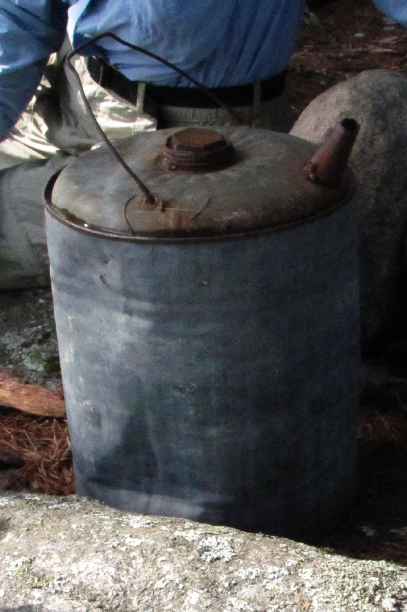 Joyce Fuel Can