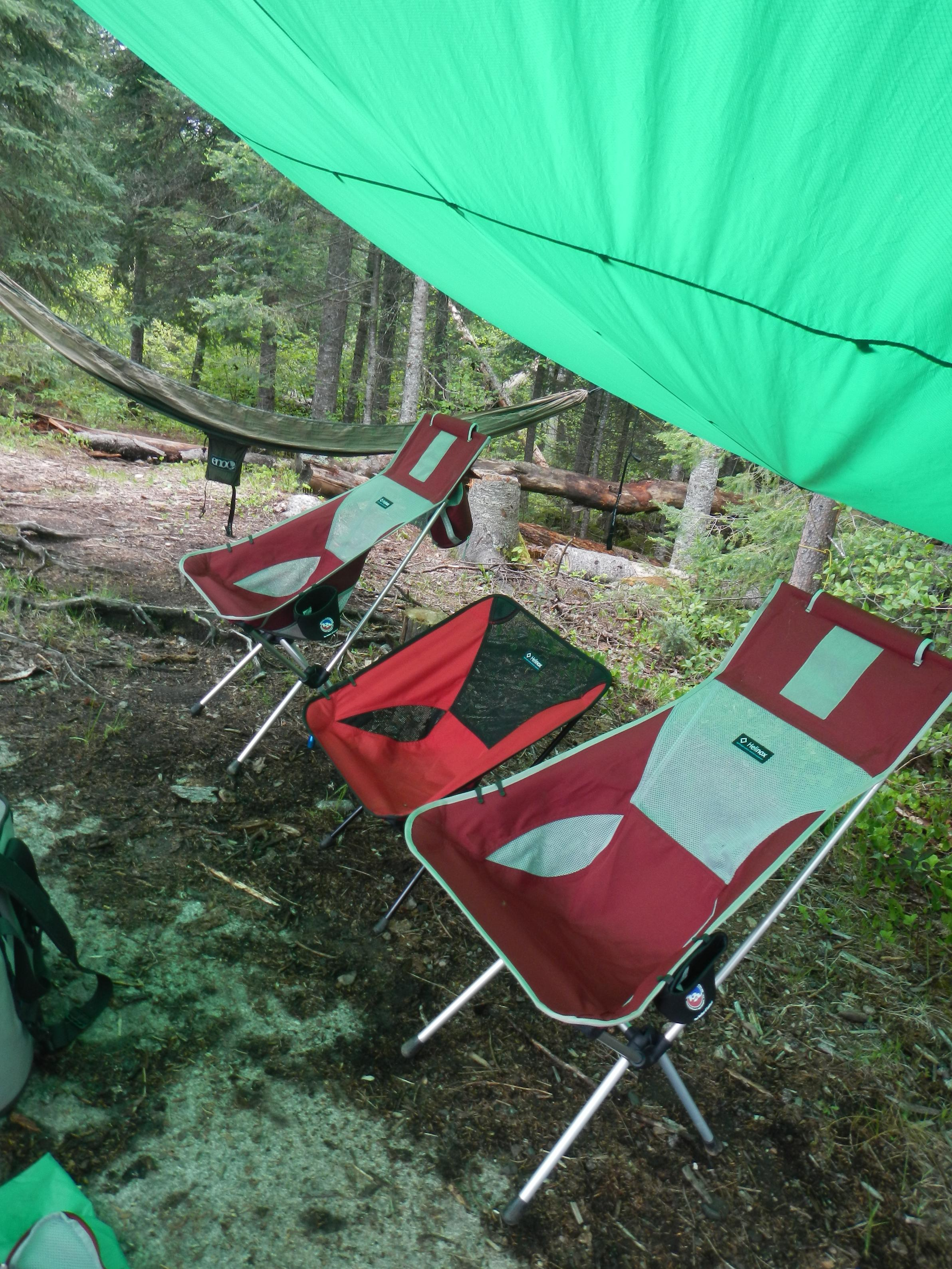 BWCA Camp Chairs Boundary Waters Gear Forum