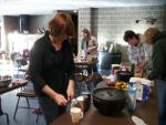 Dutch Oven Cooking Class Nov 20, 2011
