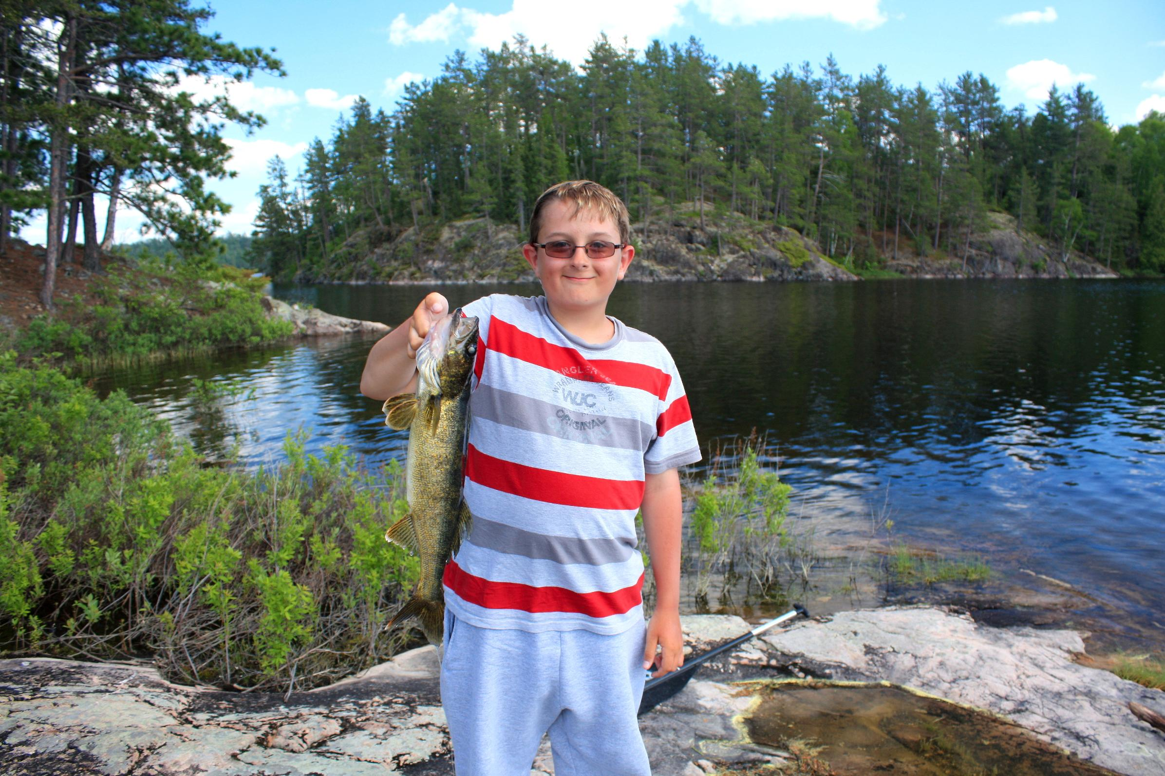 Hamer nature photos 187 boundary waters - In 2009 It Would Be My Son Catching His First Walleye And Pike Of The Trip Within 45 Mins Of Each Other It Was One Of Those Moments Kids Talk About For
