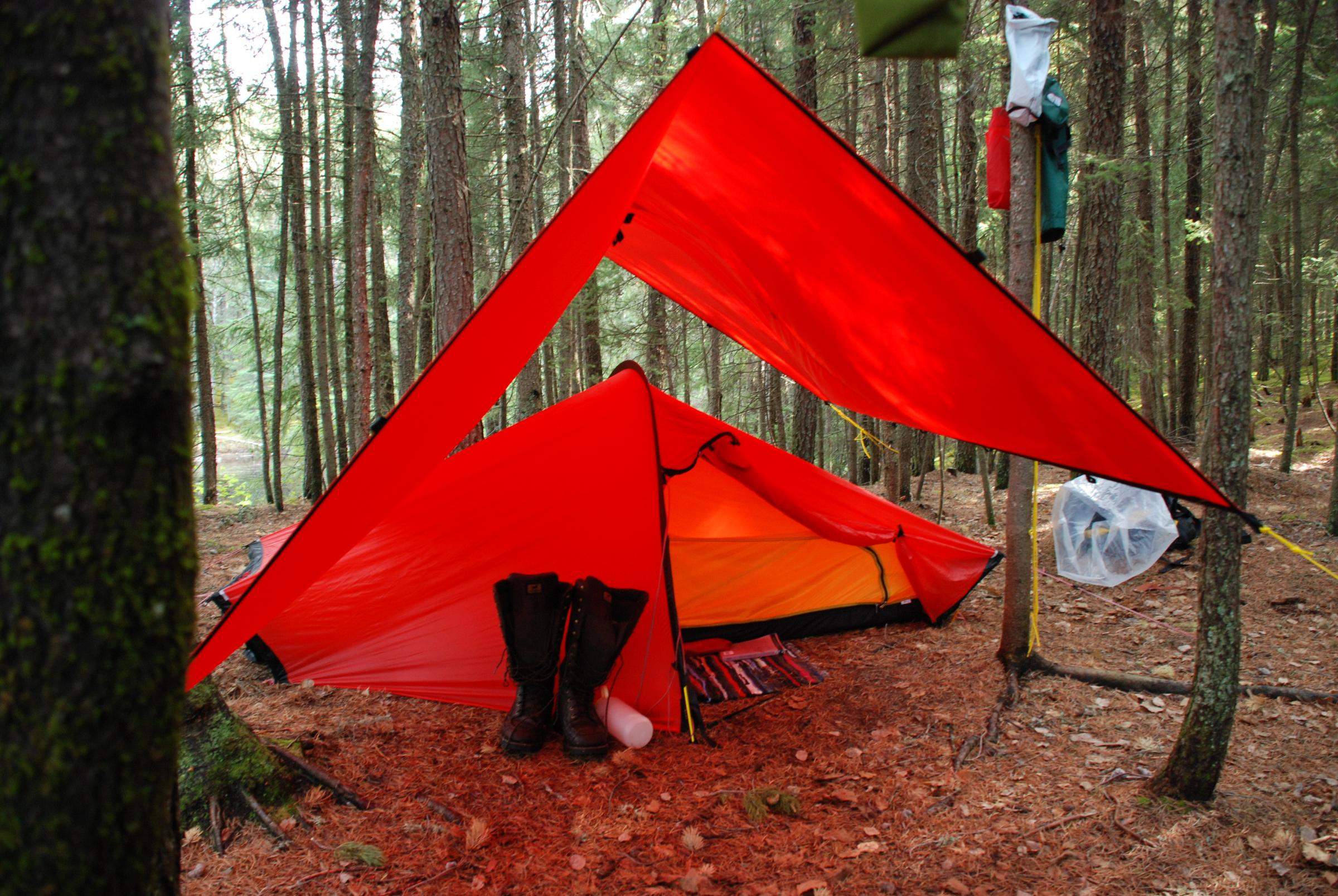 & BWCA Hilleberg Akto--one tough tent! Boundary Waters Gear Forum