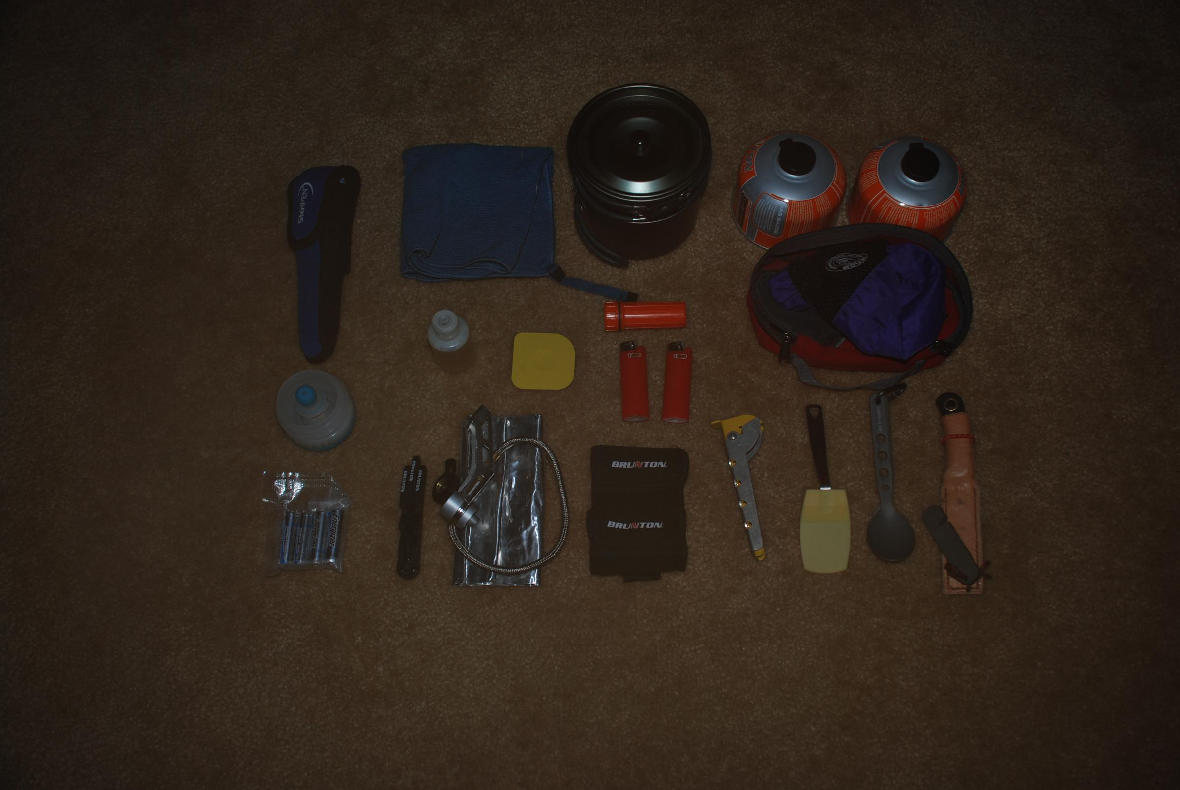 Cook kit