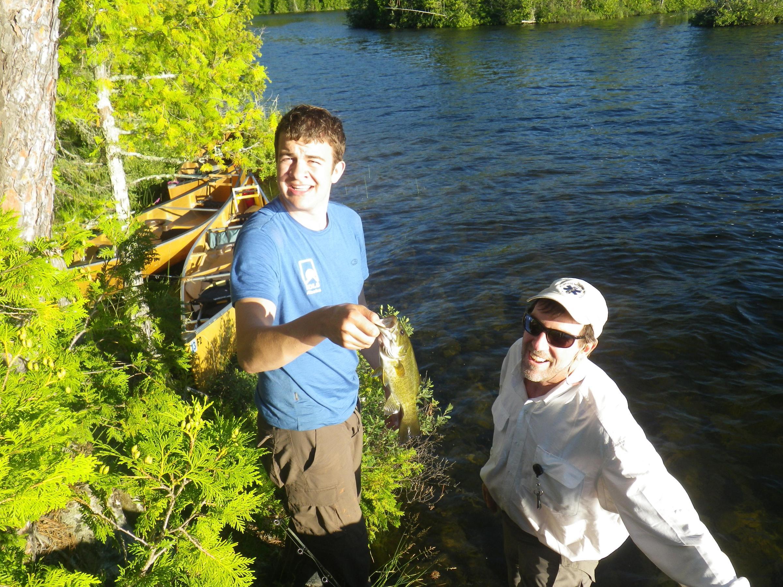 Zach's Big Fish