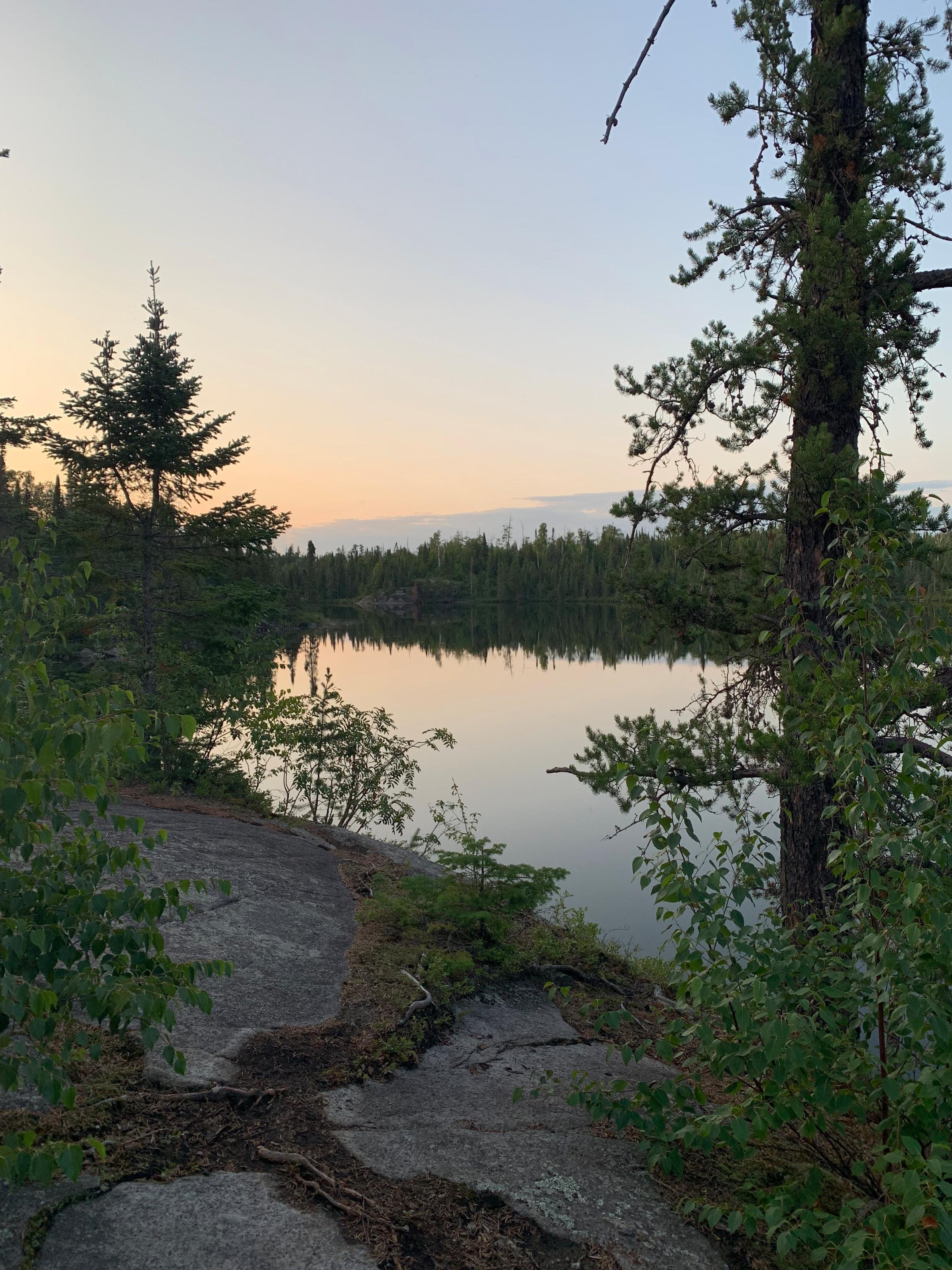Missing Link Lake