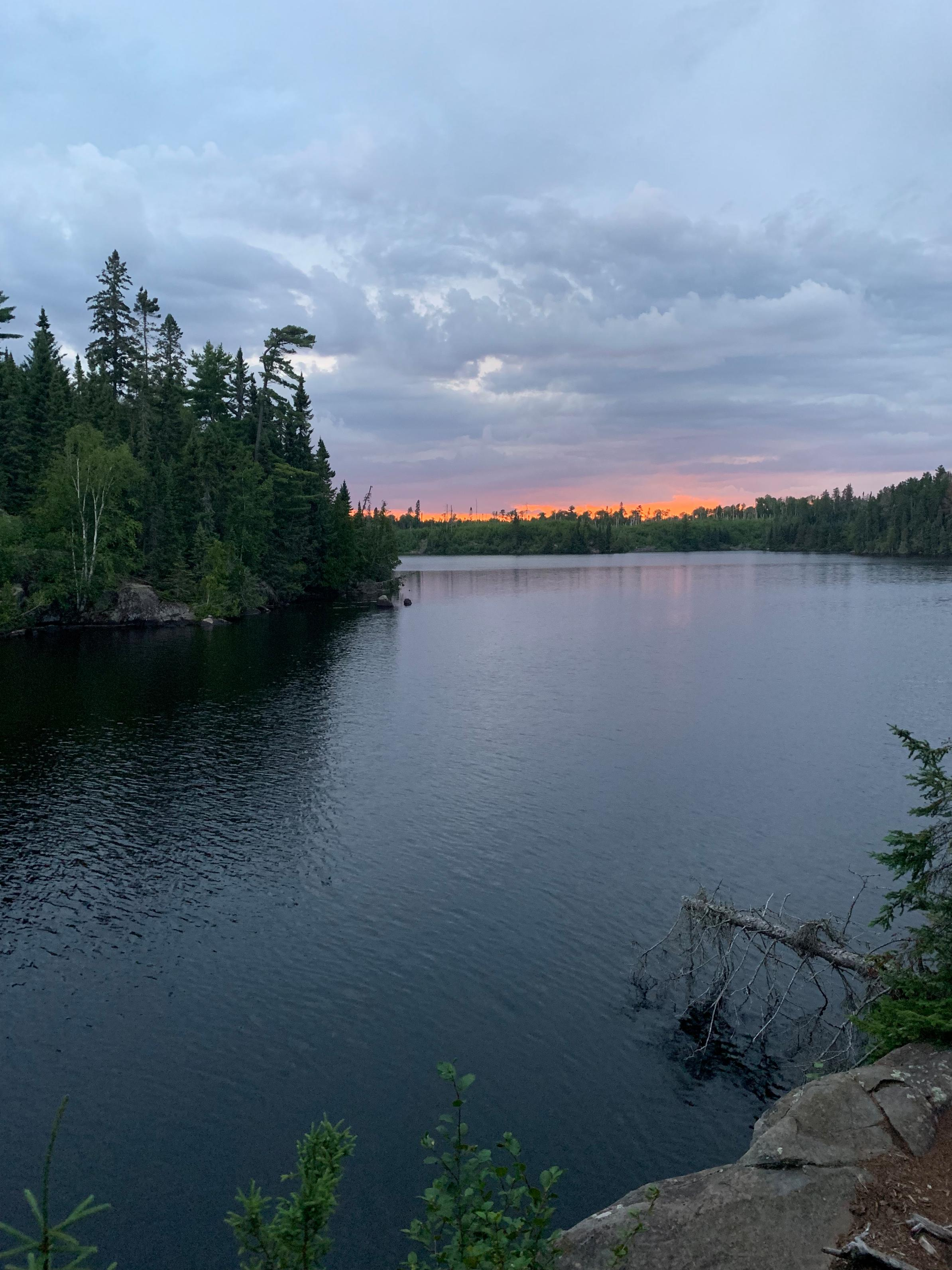LI sunset