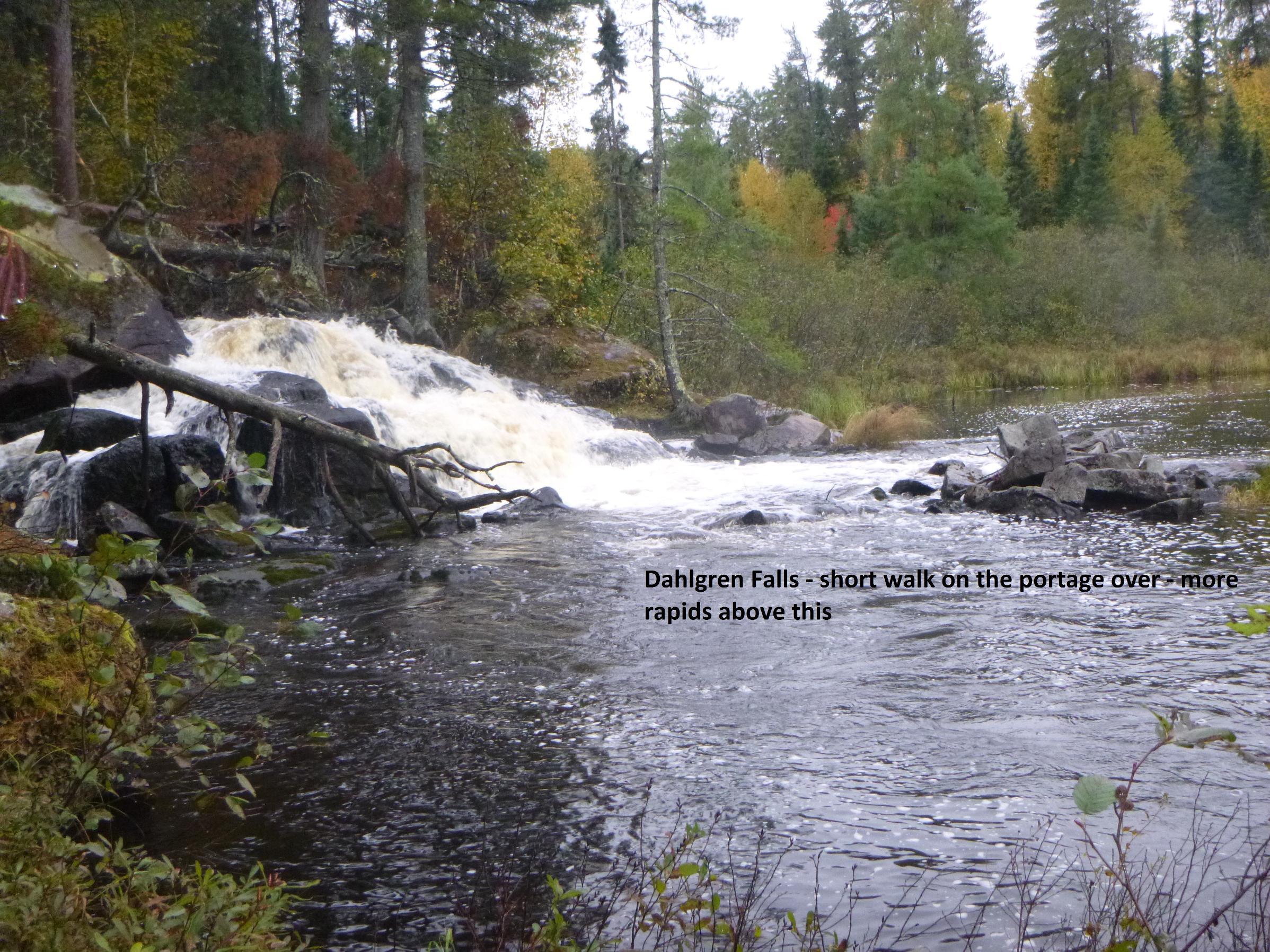 Dahlgren Falls