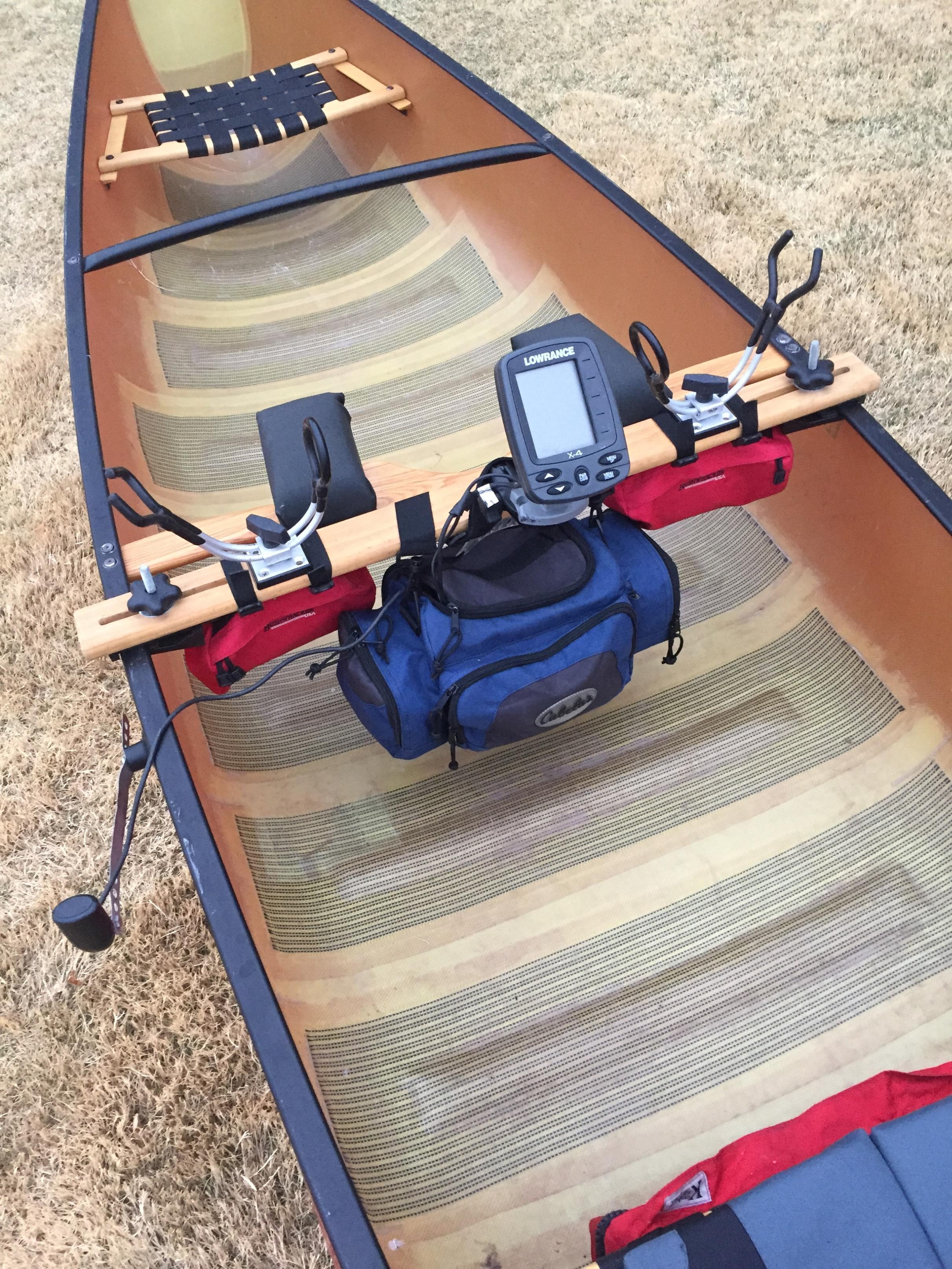 BWCA Modifying canoe for fishing Boundary Waters Gear Forum
