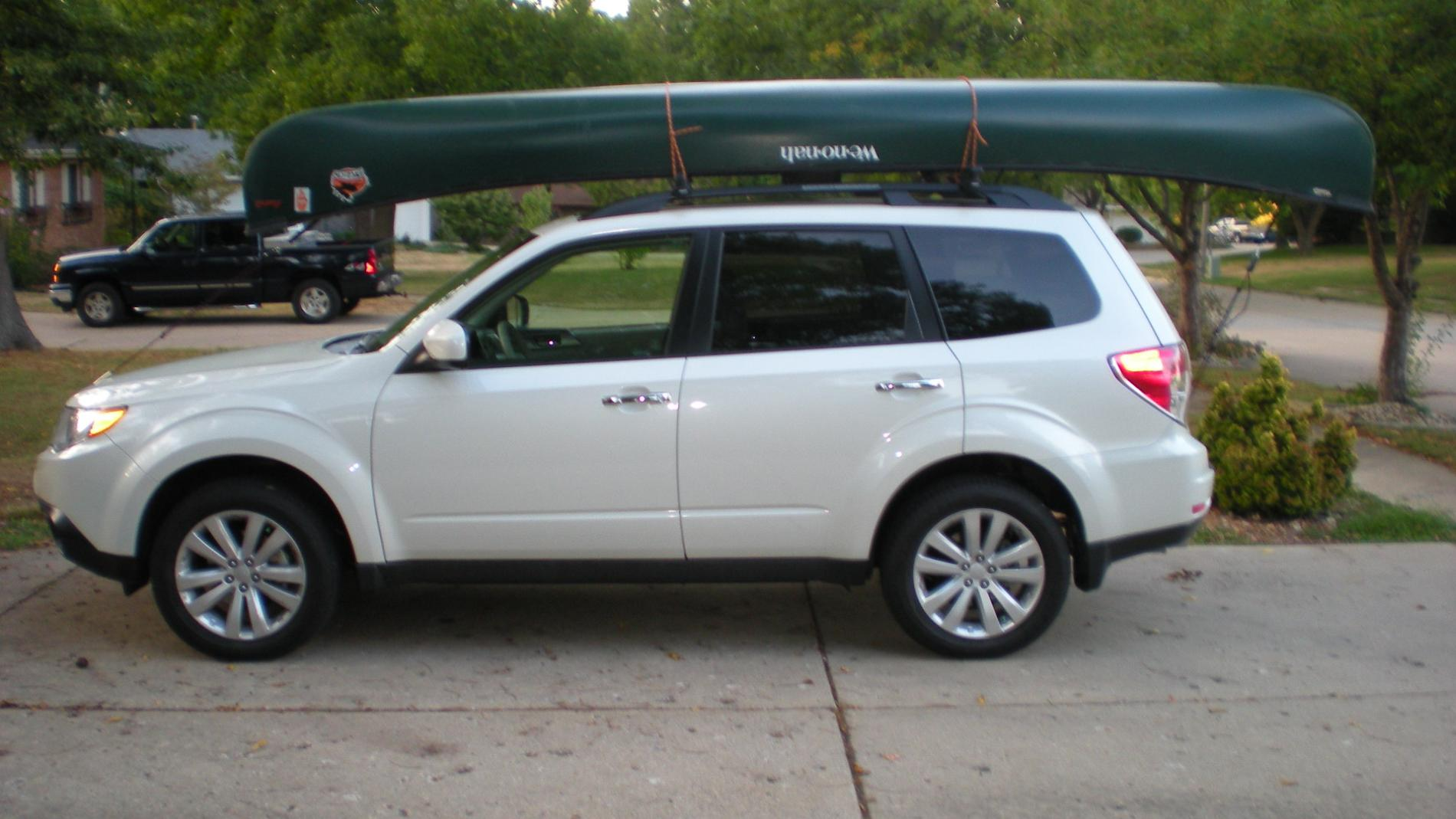 Bwca Subaru Outback Roof Rack Boundary Waters Gear Forum