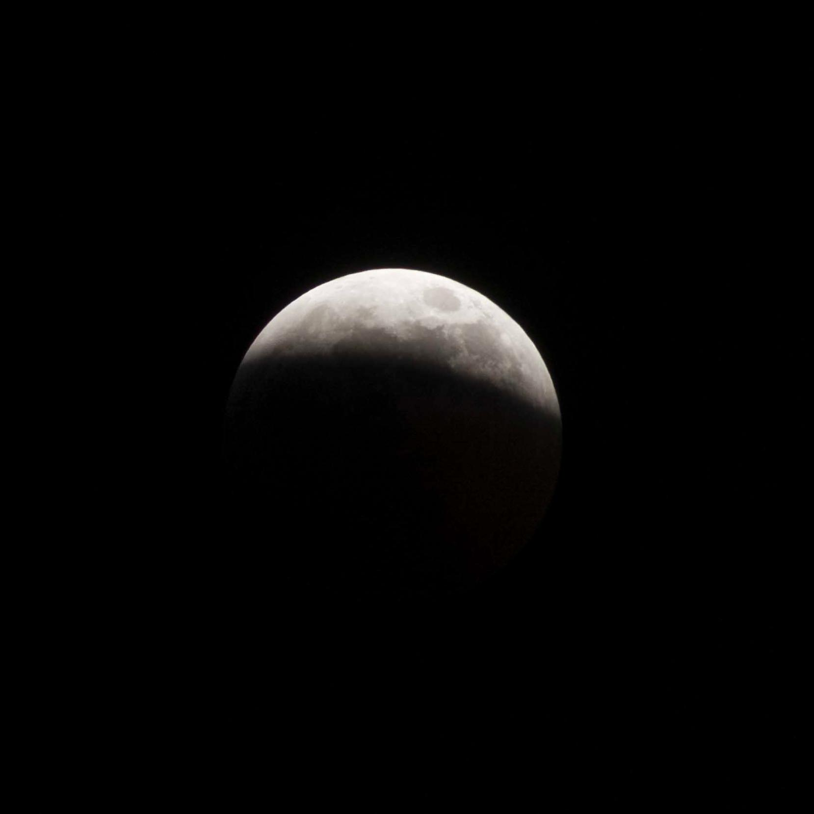 Lunar eclipse 20 Jan 2019 #1
