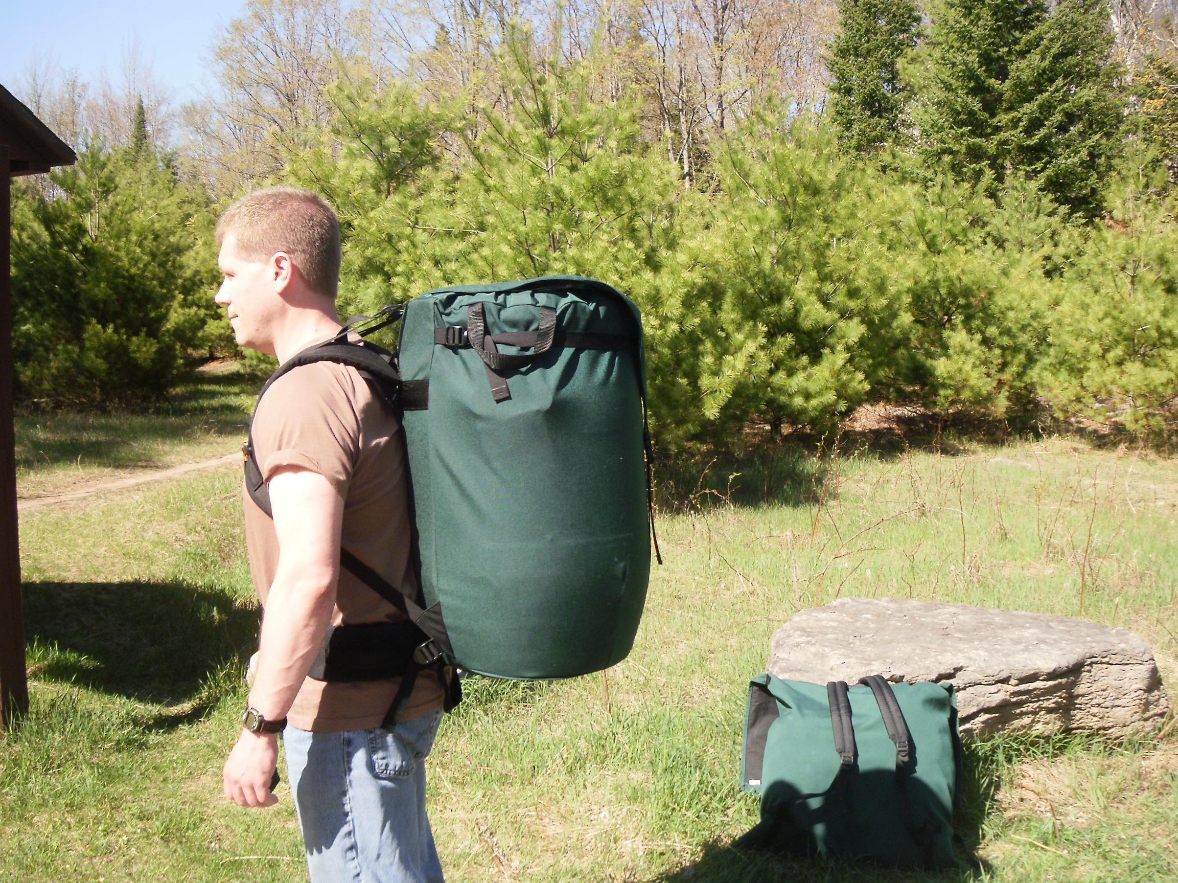 CCS barrel pack