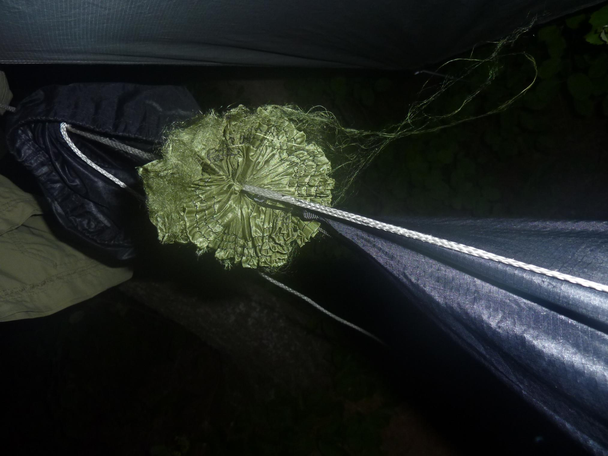 hammock failure