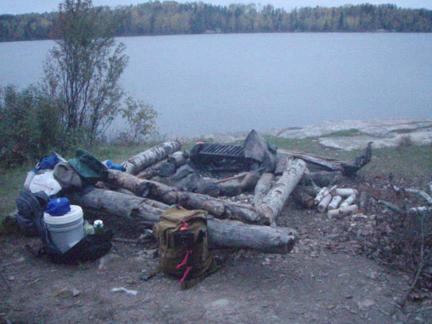 Camping Toilet Gamma : Bwca food pack or barrel? boundary waters gear forum