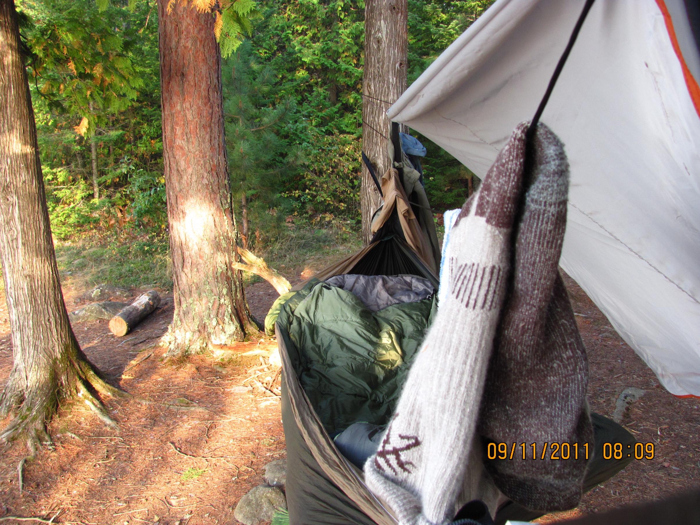 hammock bliss