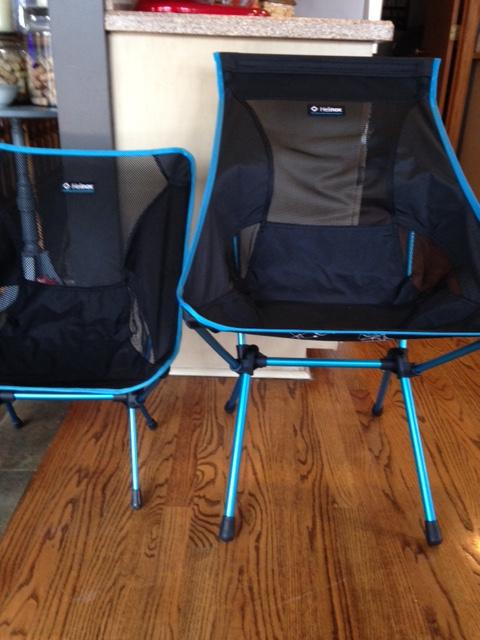 Peachy Bwca Comparing Helinox Chair One Vs Helinox Camp Chair Machost Co Dining Chair Design Ideas Machostcouk