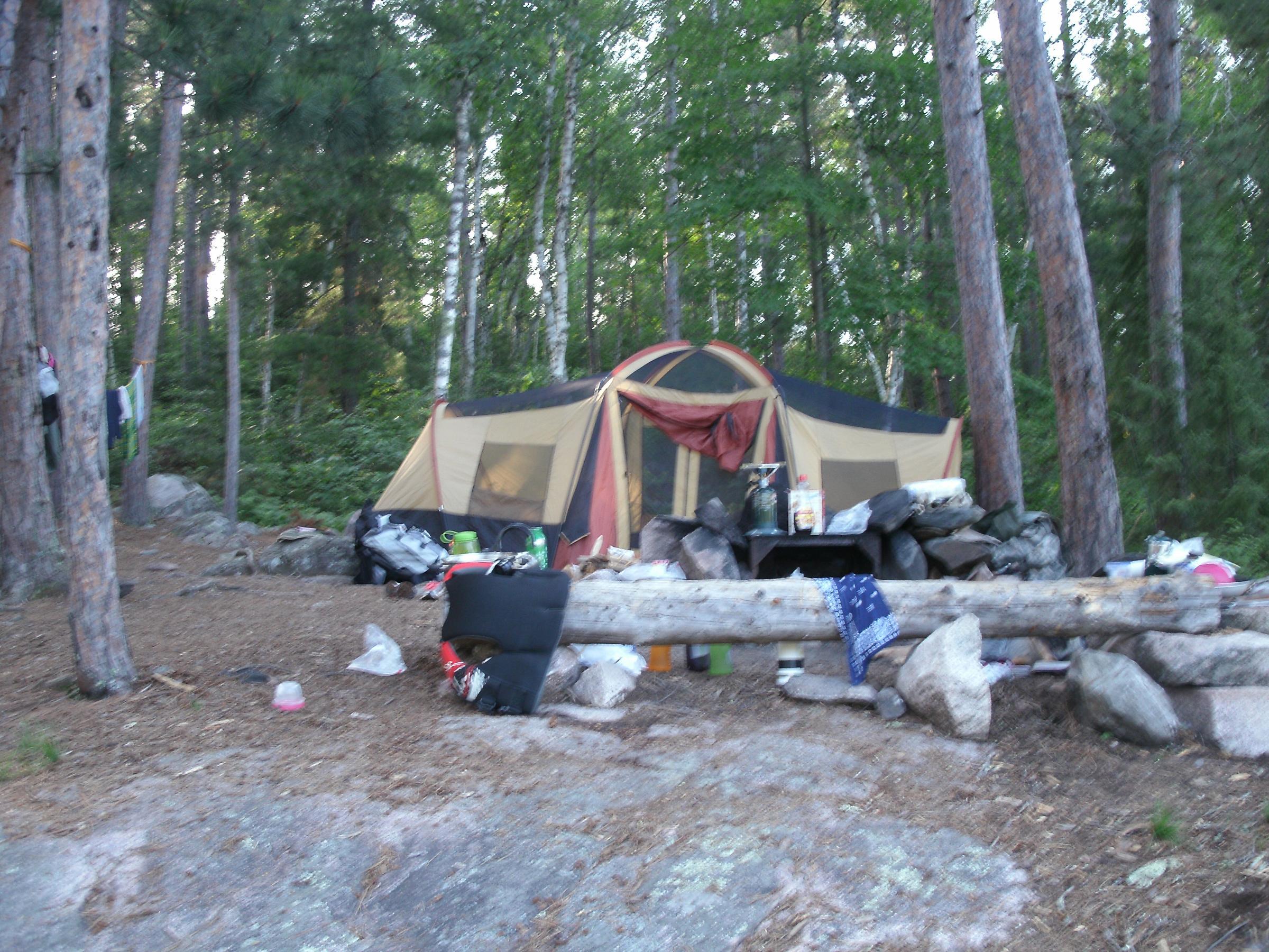 Bigger tent?