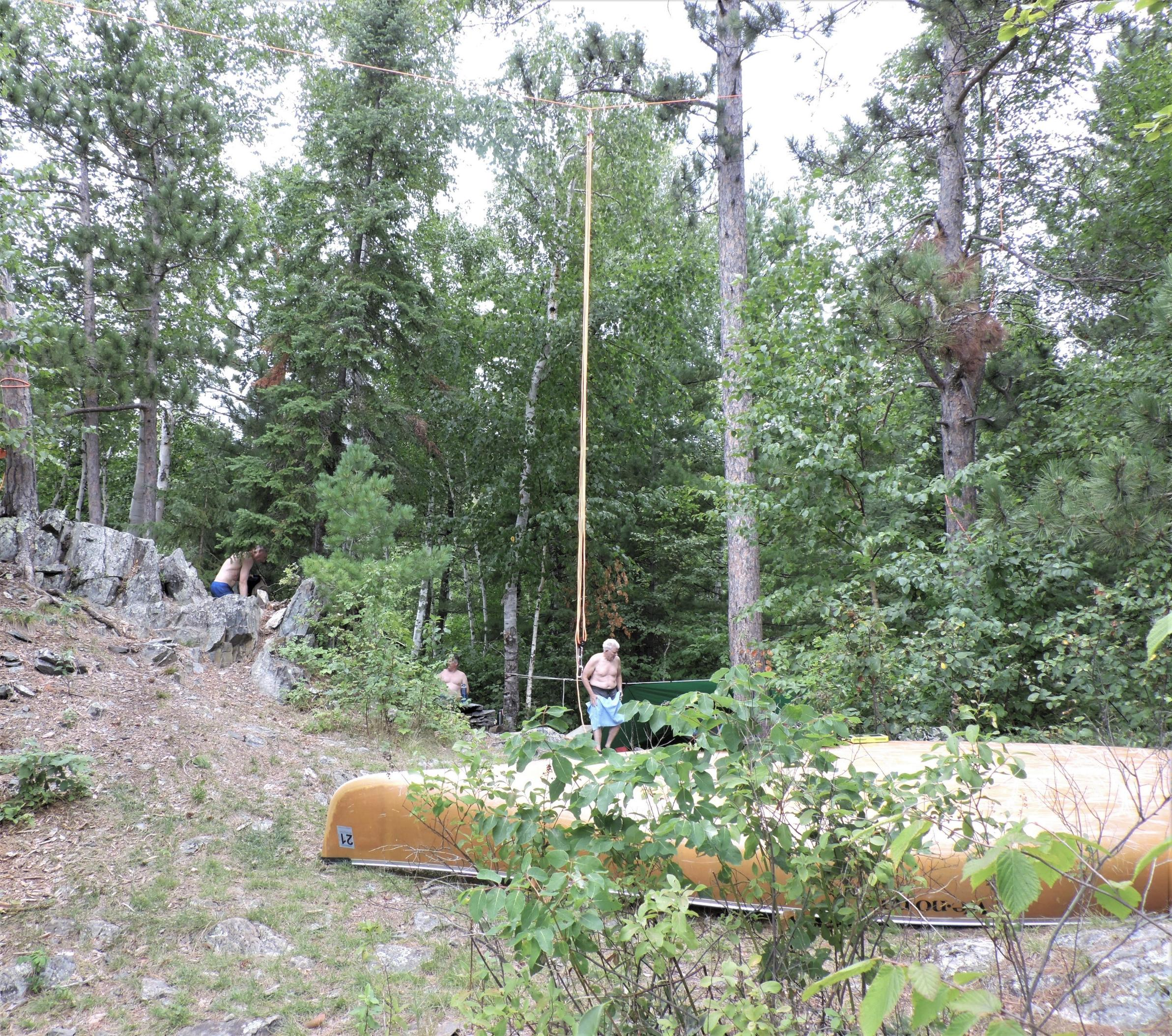 SAK Bear hang 2