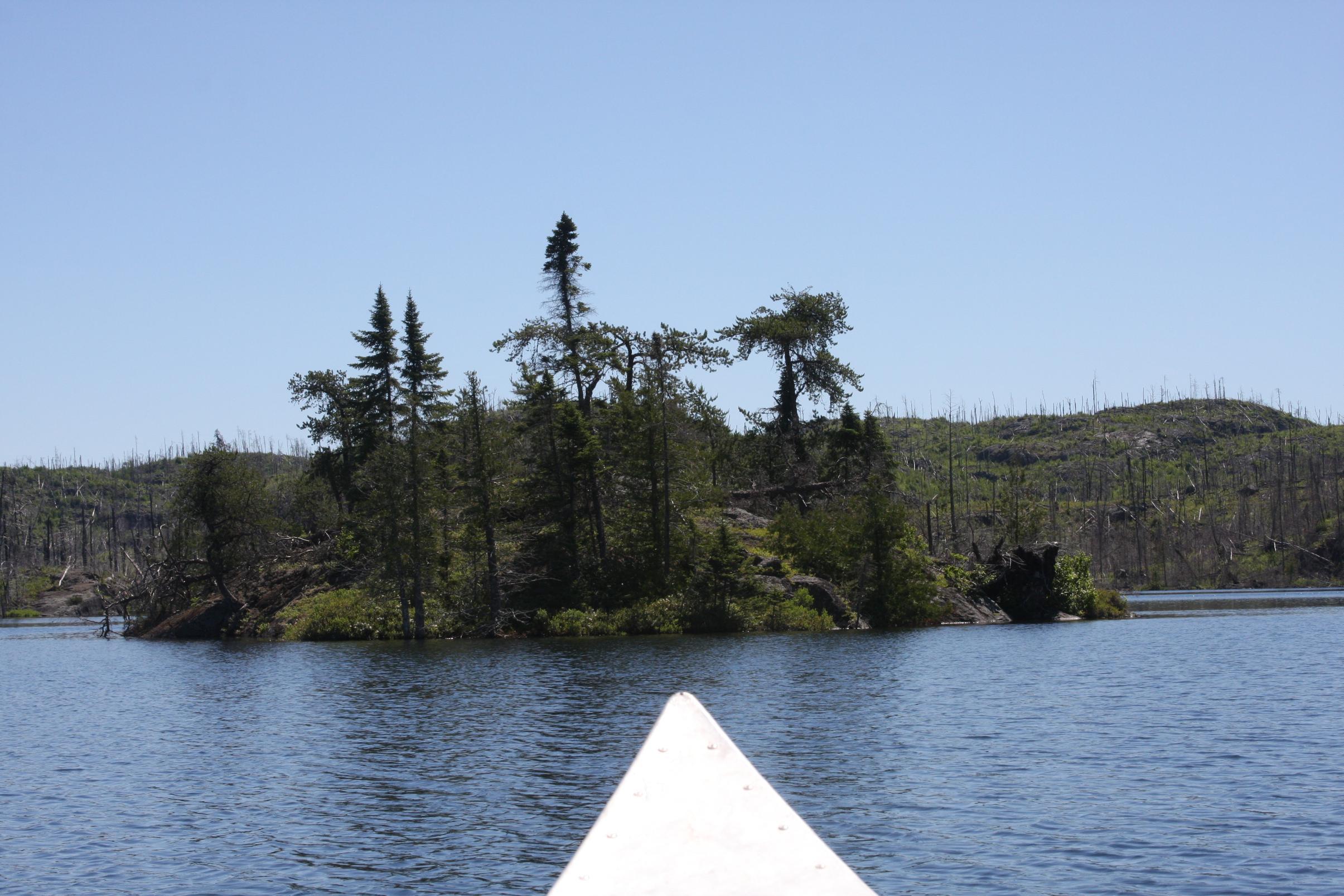 Jap lake camp 493