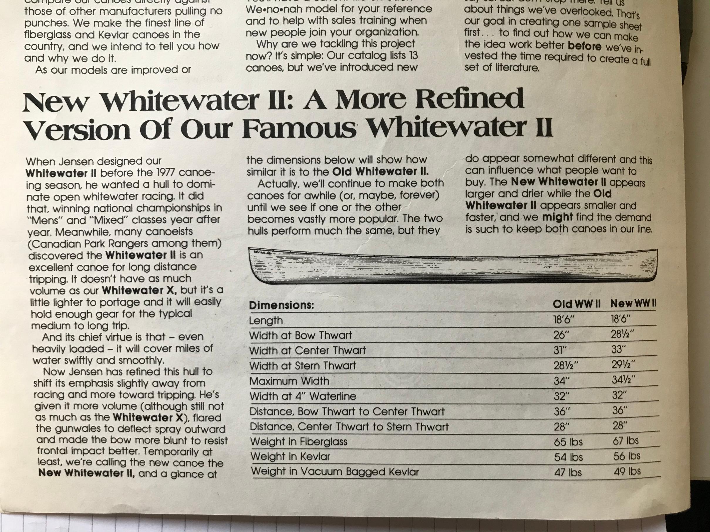 New Whitewater II