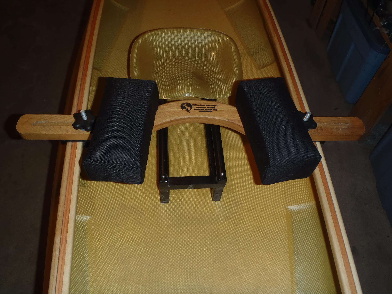 Superior Deluxe Cordura Canoe Portage Pads